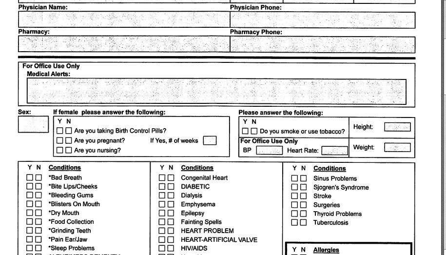 medical-form-screenshot